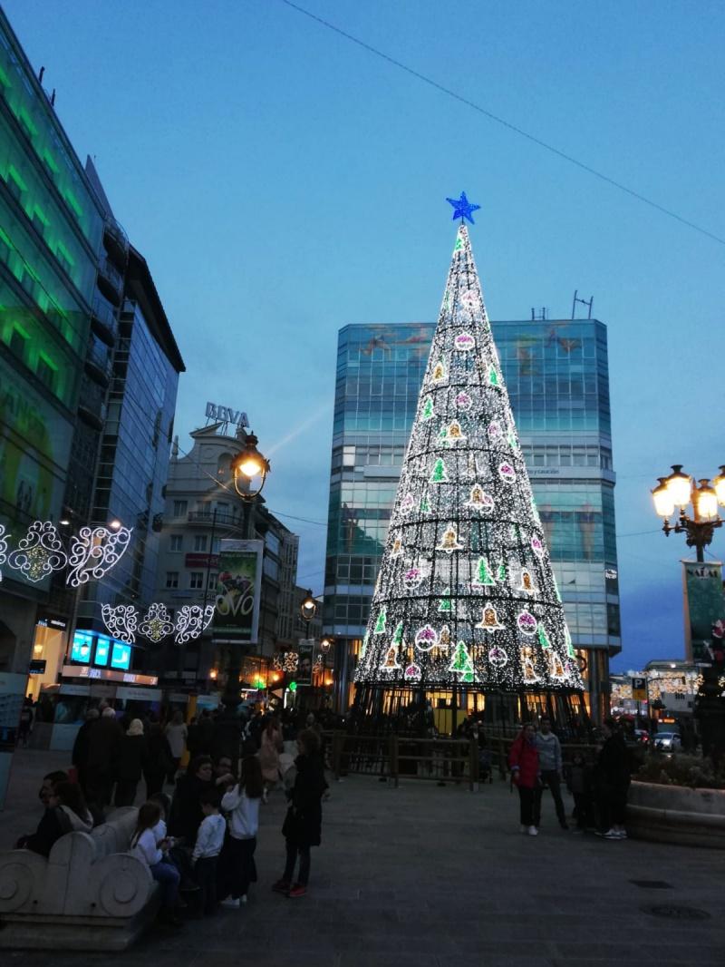 La Coruna Christmas