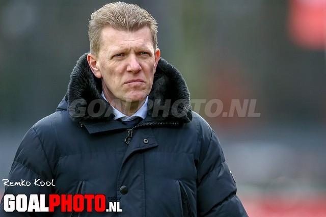Jong FC Utrecht - Jong AZ 13-01-2018