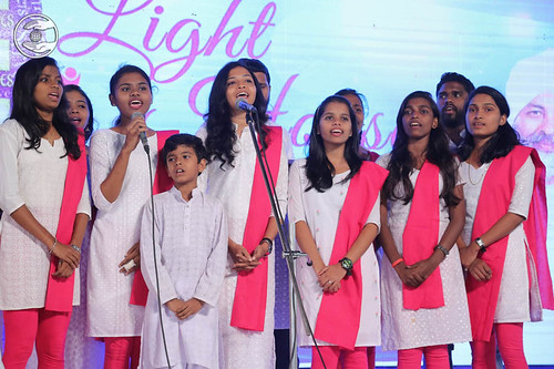 English devotional song by devotees from Savordem