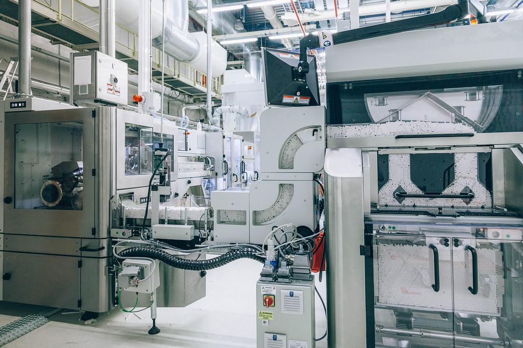 Производственная линия табачных стиков для IQOS (1)