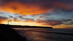 Sonnenuntergang in der Bruce Bay, Neuseeland | Jean Marie