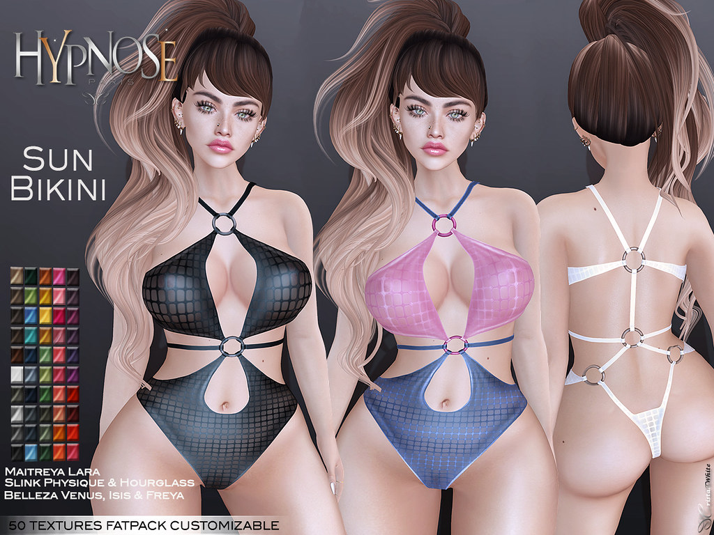 HYPNOSE – SUN BIKINI *BLACK FRIDAY WEEK SALES 50%*