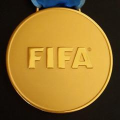2017 FIFA Confederations Cup Gold Medal reverse