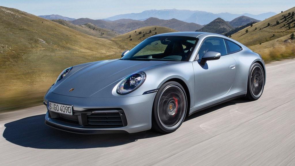 Porsche 911 (992) premiera 10am#