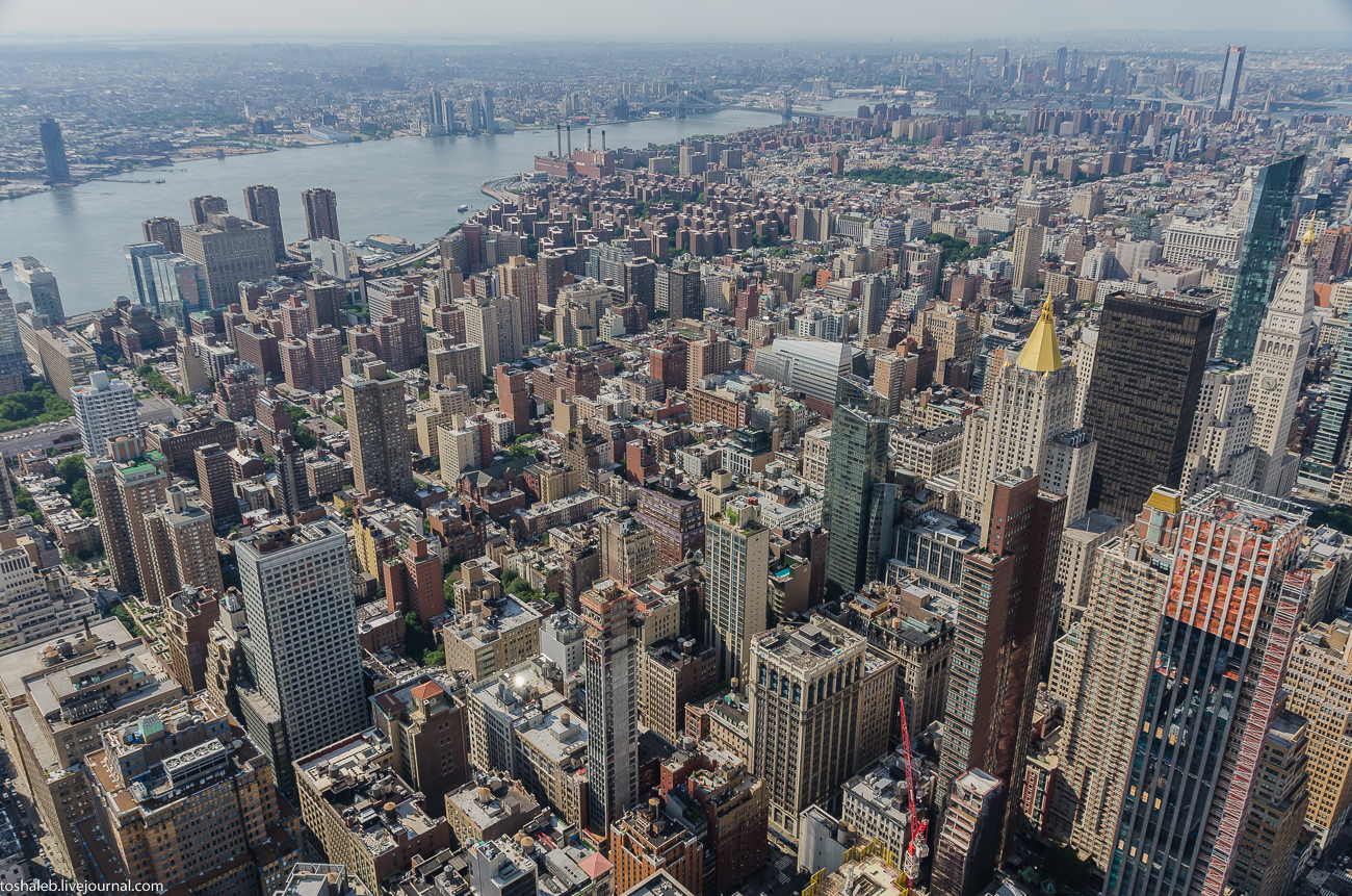Нью-Йорк_Empire State Building-48
