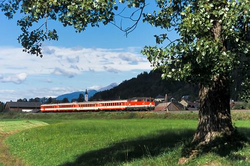 2043 058, R Kötschach-Mauthen - Villach Hbf, Tressdorf