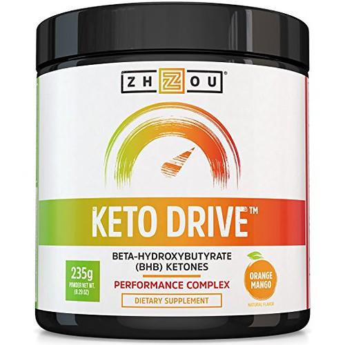 Keto Drive BHB Salts - Exogenous Ketone Performance Complex