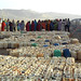 UNAMID distributes water to IDPs in Sortoni, North Darfur
