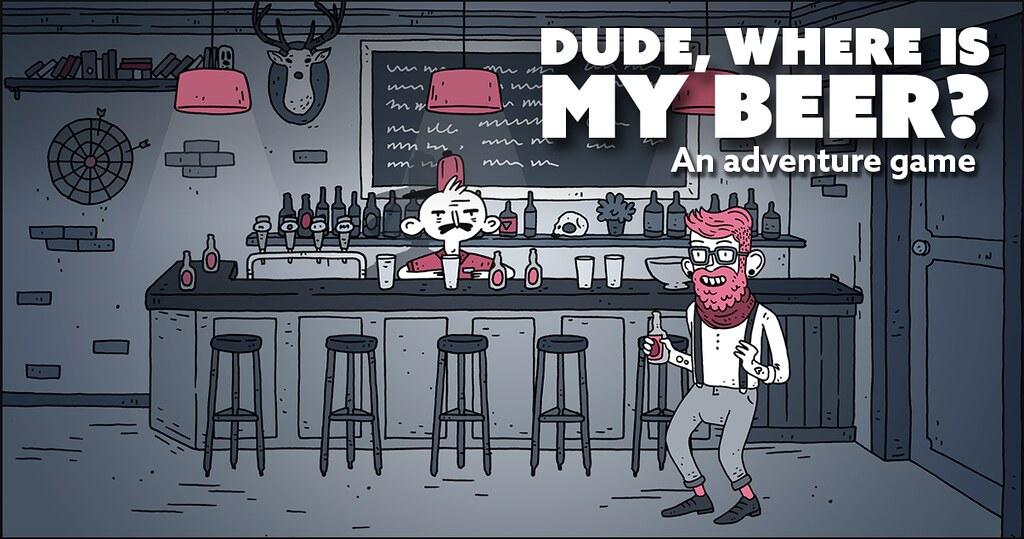 На IndieGoGo собирают средства на игру с поиском пива