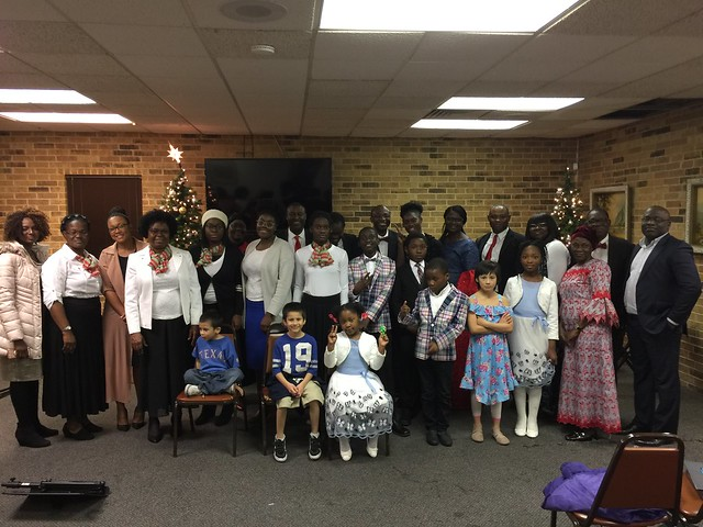 Dallas, Texas, Christmas Program