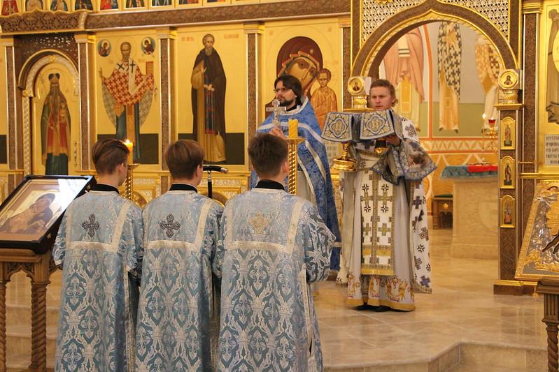 Праздник Казанской иконы