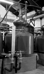 Cormeilles - La distillerie Busnel - L'alambic