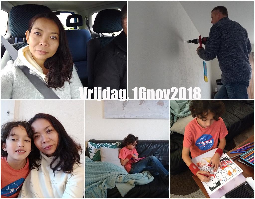 16 nov 2018 snap