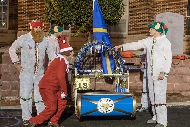 2018 Bed Race Photos by Ed Simmons