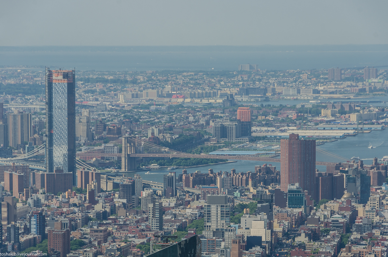 Нью-Йорк_Empire State Building-51