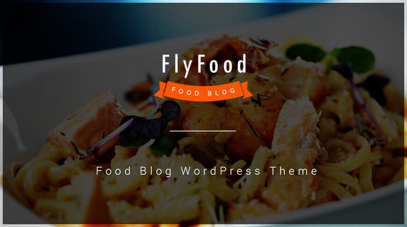 FlyFood v1.0.5 – Catering and Food WordPress Theme