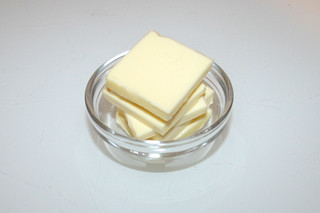 04 - Zutat Butter / Ingredient butter