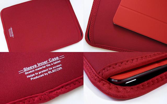 1060x660 iPad Air Elecom Sleeve