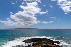 Kahoolawe island and Molokini Crater