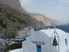 Amorgos, pláž Agia Anna, foto: Petr Nejedlý