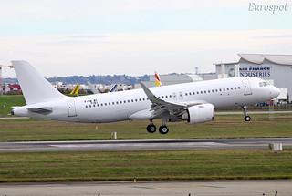 F-WWBT Airbus A320 Neo Salam Air