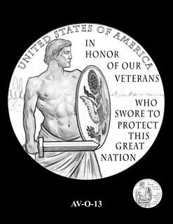 American Veterans Obverse 13