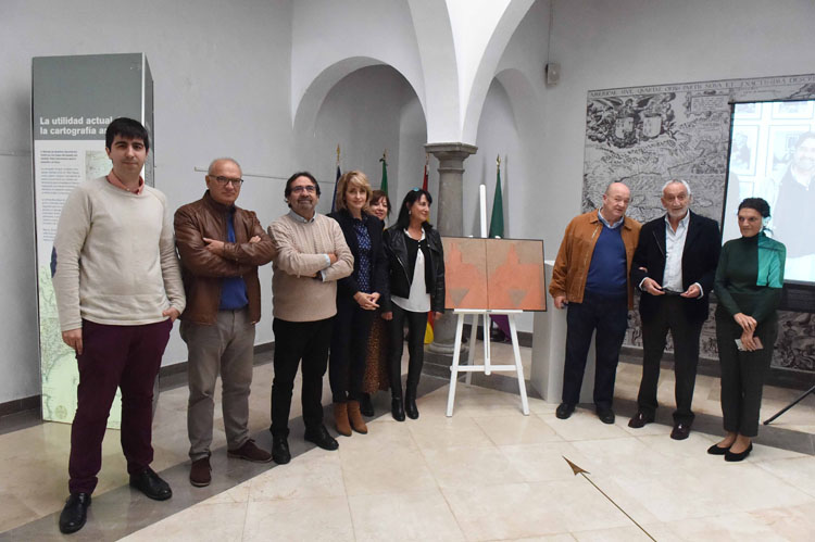 La pieza del mes está dedicada a la obra del pintor Pepe Guerra