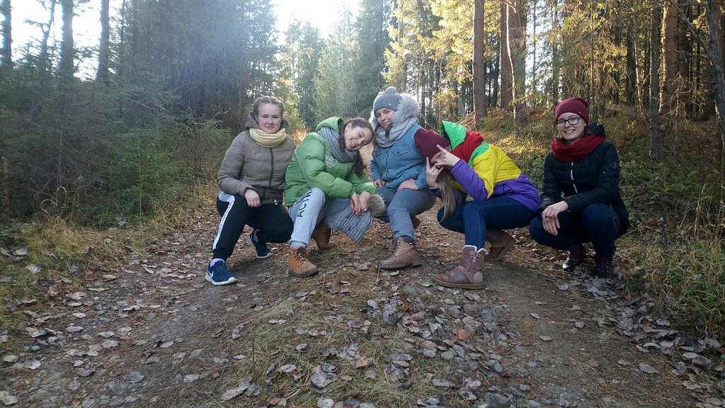 Поездка в загородный лагерь «Светлячок»