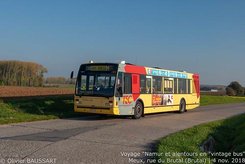 TEC Namur-Luxembourg 4.303 - Ligne 32