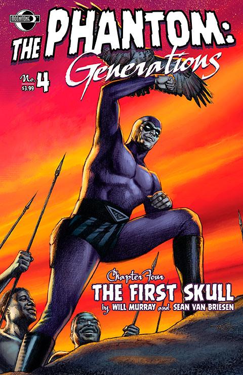the phantom: generations 04