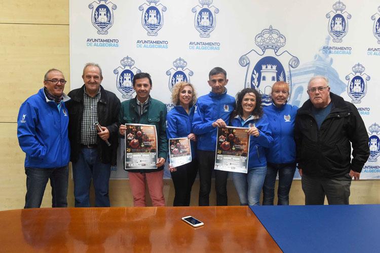 """La VII Carrera Solidaria de Navidad """"Ciudad de Algeciras"""" se celebrará el 16 de diciembre"""