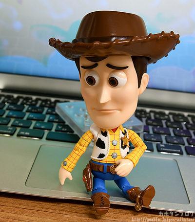 【官圖&販售資訊更新】黏土人系列《玩具總動員》「胡迪 DX版本/一般版本」情報公開!ねんどろいど ウッディ スタンダードVer.