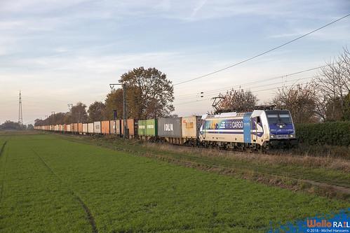 186 297 RTB Cargo . Dülken .14.11.18 .