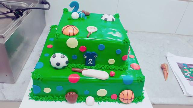 Cake by Nabeel Riaz
