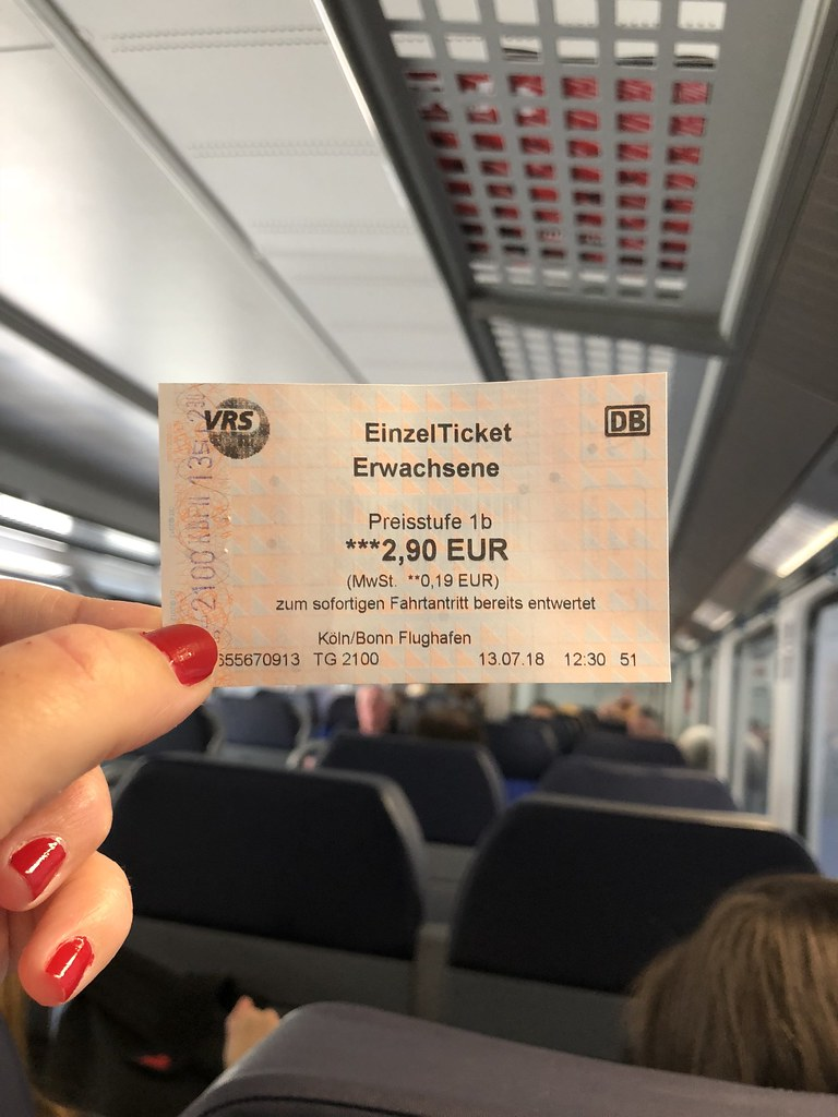 PGT Train ticket 2018