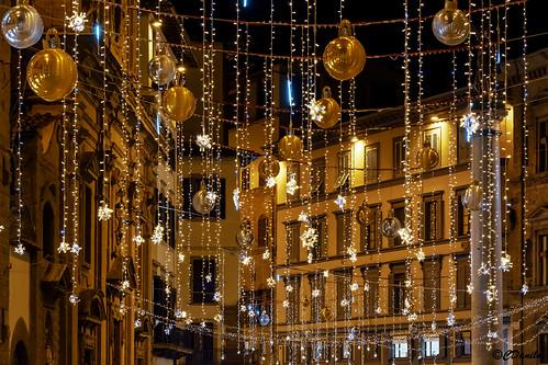 Firenze Addobbi Natalizi