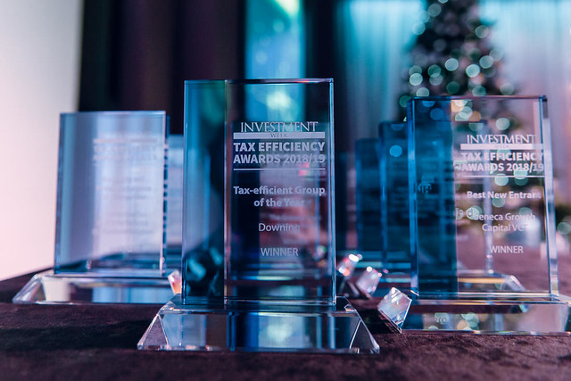 Tax Efficiency Awards 2018/19