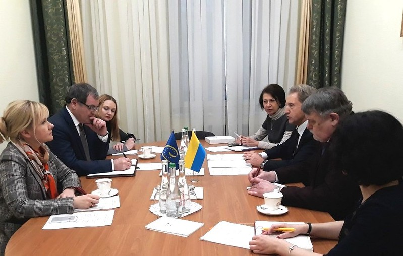 SASG Mission to Ukraine 13-14 December