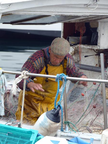pêcheur marseillais