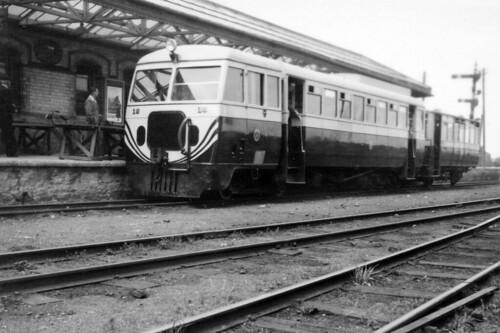 County Donegal Walker railcar