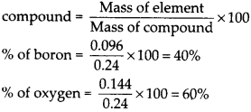 NCERT Solutions for Class 9 Science Chapter 3 Atoms and Molecules 10
