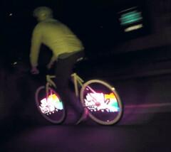 Nyan cat bike   VIDEO