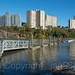 Muscota Marsh Dock on the Harlem River, Inwood, New York City by jag9889