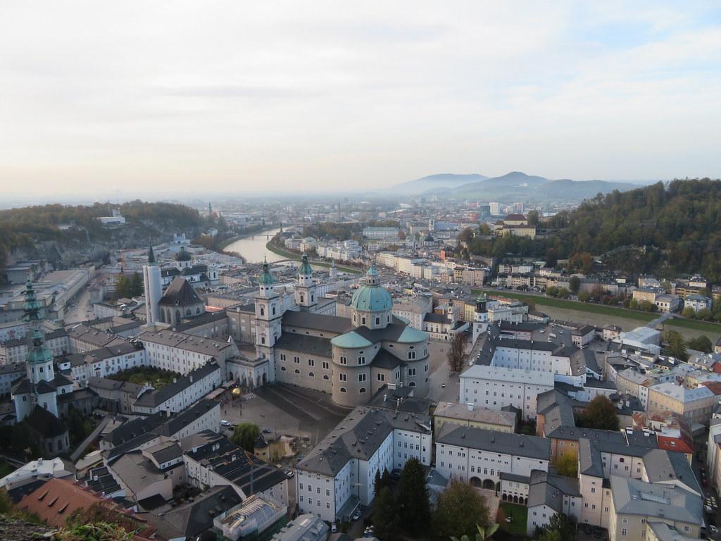 薩爾茲堡、布拉格