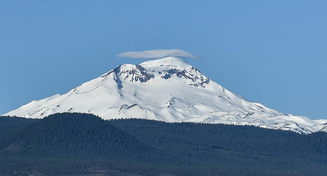 South Sister Mountain