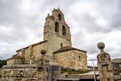 Iglasia de Valdeolmillos, Palencia (Estaña)