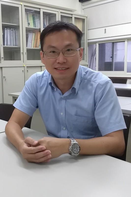 光電工程學士學位學程主任李亞儒。圖/吳芝頤攝