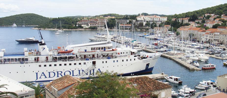 Ferry Jadrolinija Korčula