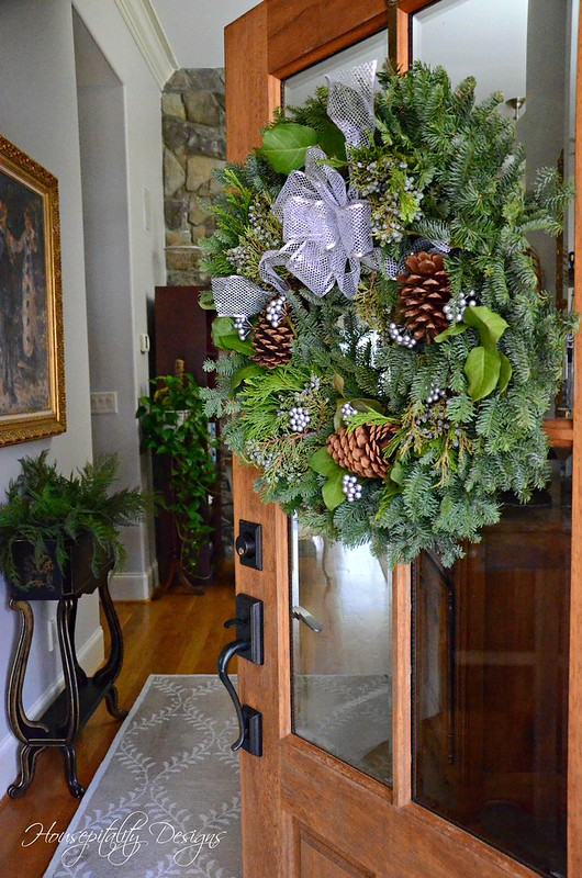 Christmas Wreath-Housepitality Designs