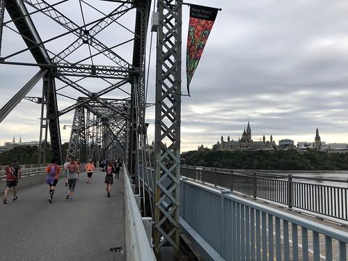 Army Run parliament from the bridge